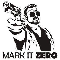 Download 3D printer designs Mark it Zero The Big Lebowski wall hanging, jwmustanggt