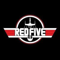 Download 3D printer model Star Wars Red Five Wall Hanging, jwmustanggt