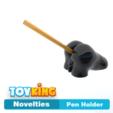 Download STL files Pen holder - Novelty, Toyking
