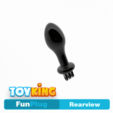 Download 3D printer designs Rearview - Buttplug, Toyking