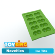 Download 3D printer designs Ice tits - Novelty, Toyking