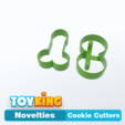 Download STL files Cookie cutter - Novelty, Toyking