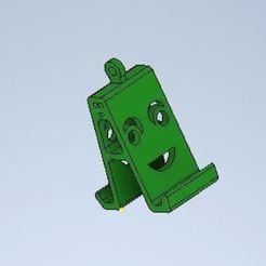 Capture.JPG Télécharger fichier STL gratuit  Universal Smartphone Holder, form A • Plan pour imprimante 3D, Abdou91