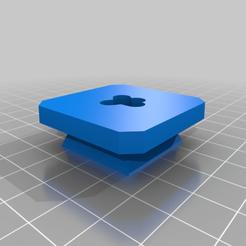 pano-static-head-base-hole-line.png Télécharger fichier STL gratuit Tête panoramique • Objet pour impression 3D, jolang