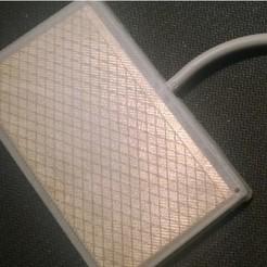 Fichier imprimante 3D gratuit Pavé tactile, jolang