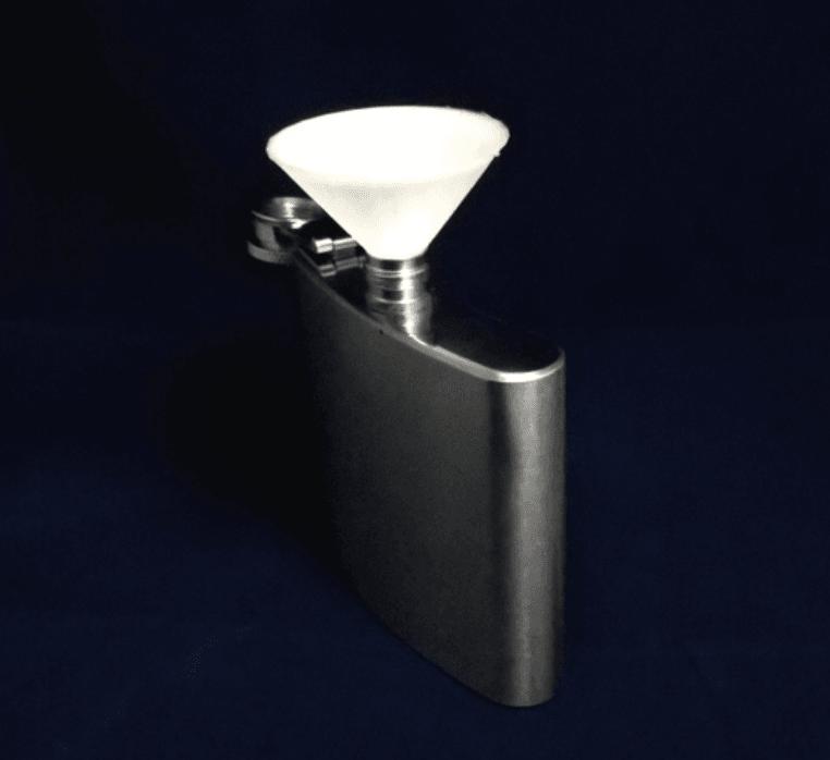 Capture d'écran 2018-03-12 à 14.51.58.png Download free STL file Flask Funnel • 3D print design, jolang