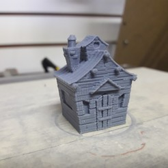 20190924_162116.jpg Download free STL file Toon house • 3D printer object, joseluis911