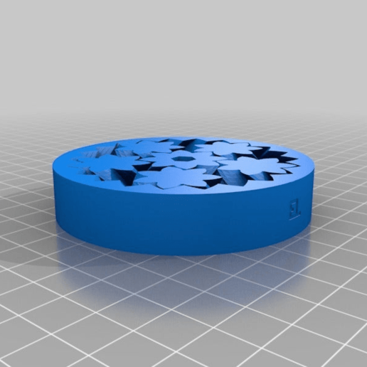 Download free 3D printing designs Gear Bearing (? 75), Blizz