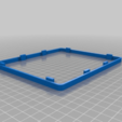 Download free 3D printing designs Cisco WAP561 Wall Spacer, Blizz
