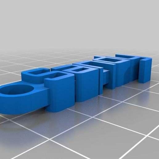 Download free 3D printer designs Sandy, Blizz