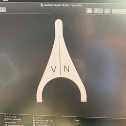 Descargar Modelos 3D para imprimir gratis Trazador central, nivalvincent