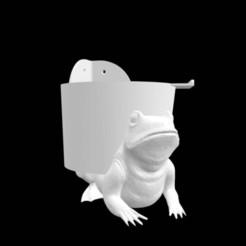 Descargar archivos 3D gratis Tarro de baño, nivalvincent