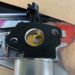Download free 3D printing models carburetor seal, nivalvincent
