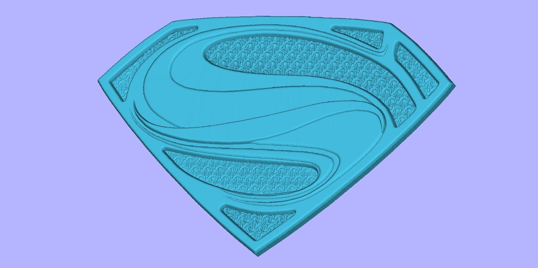 superman_justice_league_textured_back.jpg Télécharger fichier STL gratuit Superman • Plan à imprimer en 3D, i8bnsober