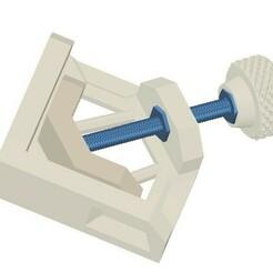 corner clamp.jpg Télécharger fichier STL gratuit pince d'angle • Modèle pour imprimante 3D, mcildiri