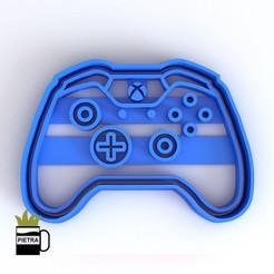 cults2.jpg Télécharger fichier STL La Xbox One coupe la moulure pour les appels de fonds • Design pour impression 3D, Gustavo015
