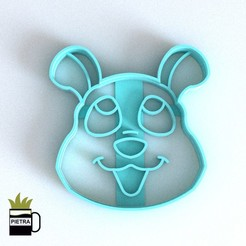 Download 3D printer designs POLAR FONDANT COOKIE CUTTER, Gustavo015