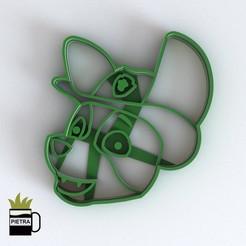 CULTS11.jpg Télécharger fichier STL PATROUILLE DE SUIVI DES PATTES COUPEUR DE BISCUITS FONDANT • Modèle à imprimer en 3D, Gustavo015