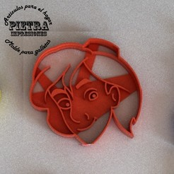 aladdin2.jpg Download STL file ALADDIN DISNEY FONDANT COOKIE CUTTER • 3D printer object, Gustavo015