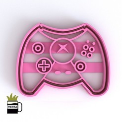 cults11.jpg Télécharger fichier STL Les JOSTICKS Xbox coupent le moule pour les appels de fonds • Modèle imprimable en 3D, Gustavo015