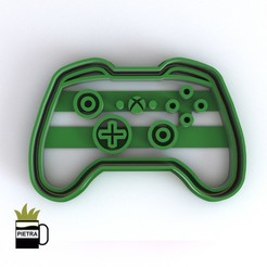 cults3.jpg Télécharger fichier STL Xbox 360 JOSTICKS COUPANT LA MOULE POUR LES CALLETS FONDANTS • Objet pour impression 3D, Gustavo015