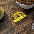 Télécharger objet 3D Moule à découper pour biscuits Fondant Zord Toy Story, Gustavo015