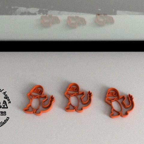6.jpg Download STL file Pokémon Cake Cutter • Object to 3D print, Gustavo015