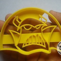 STL files Zord Toy Story Cookies Cutting Mould, Gustavo015