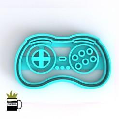 cults8.jpg Télécharger fichier STL JOSTICKS Sega Genesis COUPER LE MOULIN POUR LES CALLETS FONDANTS • Plan imprimable en 3D, Gustavo015