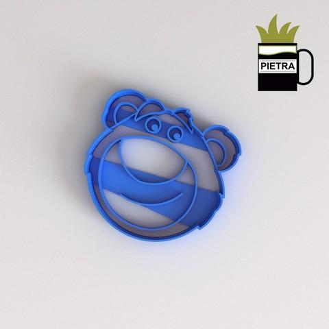 Télécharger objet 3D HISTOIRE DE JOUETS LOTO 3 MOULE À BISCUIT FONDANT, Gustavo015