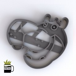 cults7.jpg Download STL file LION GUARD FONDANT COOKIE CUTTER MOLD BESHTE 3D PRINT MODEL • 3D printable design, Gustavo015