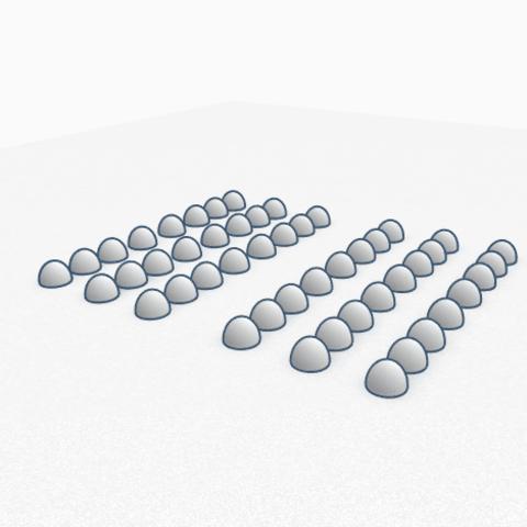 Image 2.png Download STL file Domino 3D • 3D print design, graphismeMIH