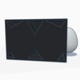 Free stl files Easter egg mold, graphismeMIH