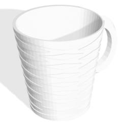 Descargar modelo 3D gratis Patrones de tazas de café MUG, graphismeMIH
