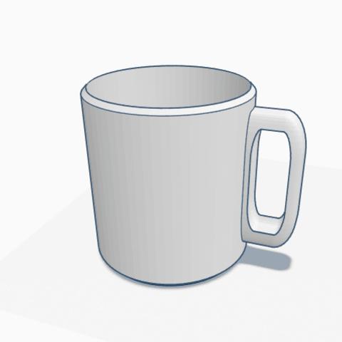 Télécharger modèle 3D gratuit Mug Classic, graphismeMIH