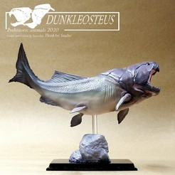 Download 3D printing files Dunkleosteus, numfreedom