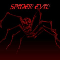 Imprimir en 3D El mal de la araña, numfreedom