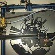 IMG_20180815_113208.jpg Download STL file Clock vinyl collection • 3D printer design, razoner