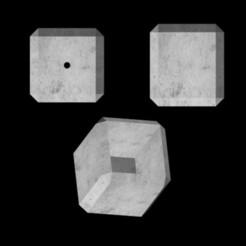 Descargar archivo STL molde maceta sqare • Plan para la impresión en 3D, ja_hl