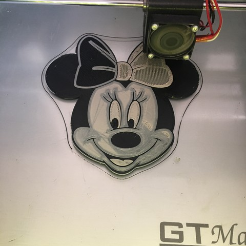 IMG_1073.JPG Download free STL file Minnie-Disney • 3D printable template, ericthegringe