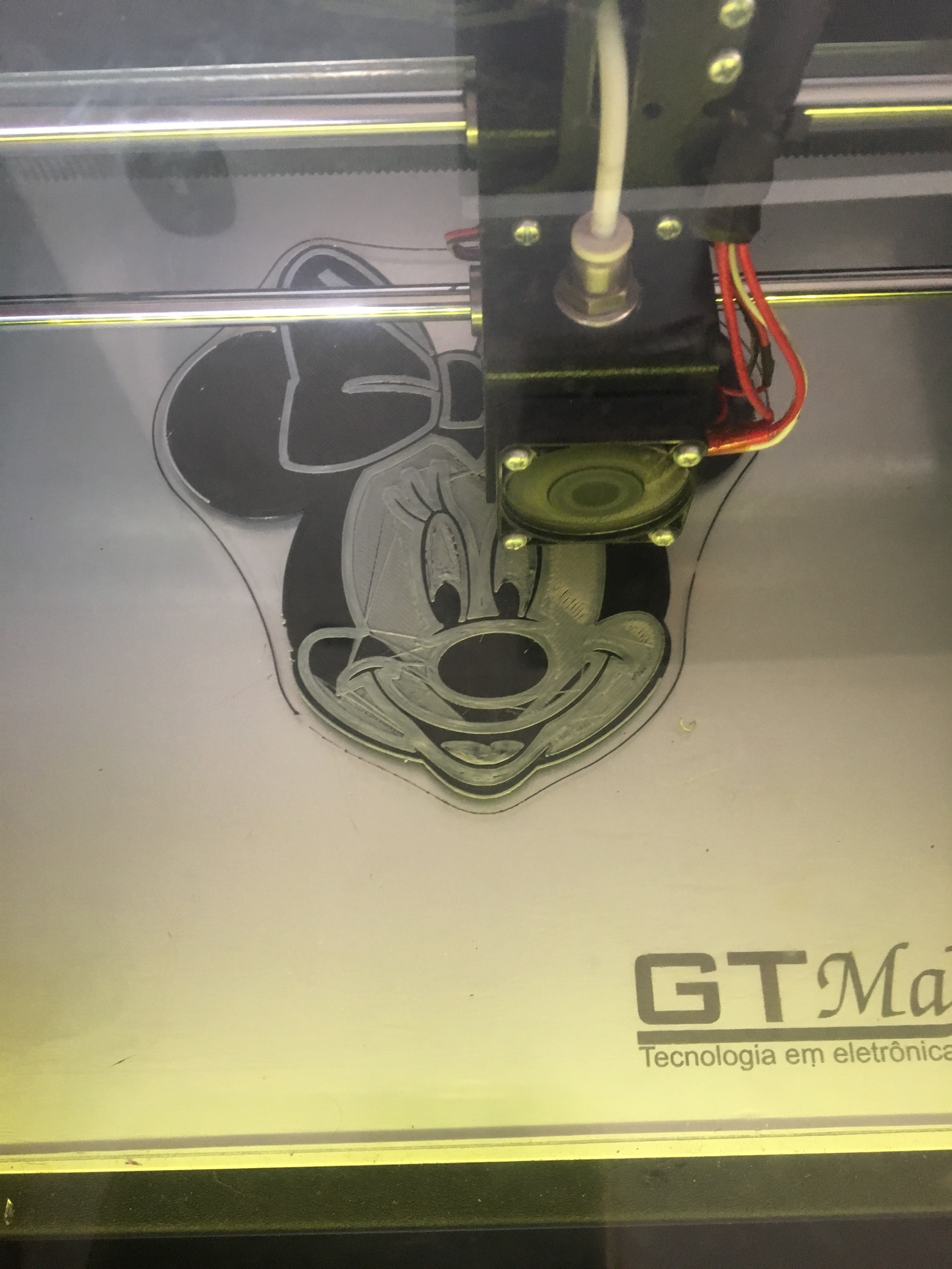 IMG_1072.JPG Download free STL file Minnie-Disney • 3D printable template, ericthegringe