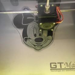 Objet 3D gratuit Minnie-Disney, ericfelipee01