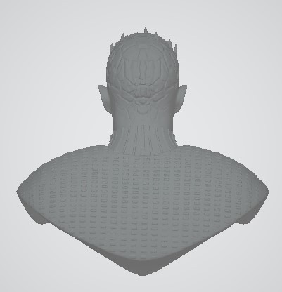 night-king4.jpg Download free STL file Game of Thrones - Night King • Template to 3D print, ericthegringe