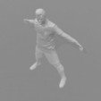 ronaldo3.JPG Download free STL file Cristiano Ronaldo • 3D printer template, ericthegringe