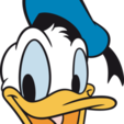 Free 3D model Donald Duck (Pato Donald) , ericfelipee01