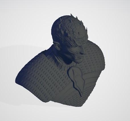 night-king1.jpg Download free STL file Game of Thrones - Night King • Template to 3D print, ericthegringe