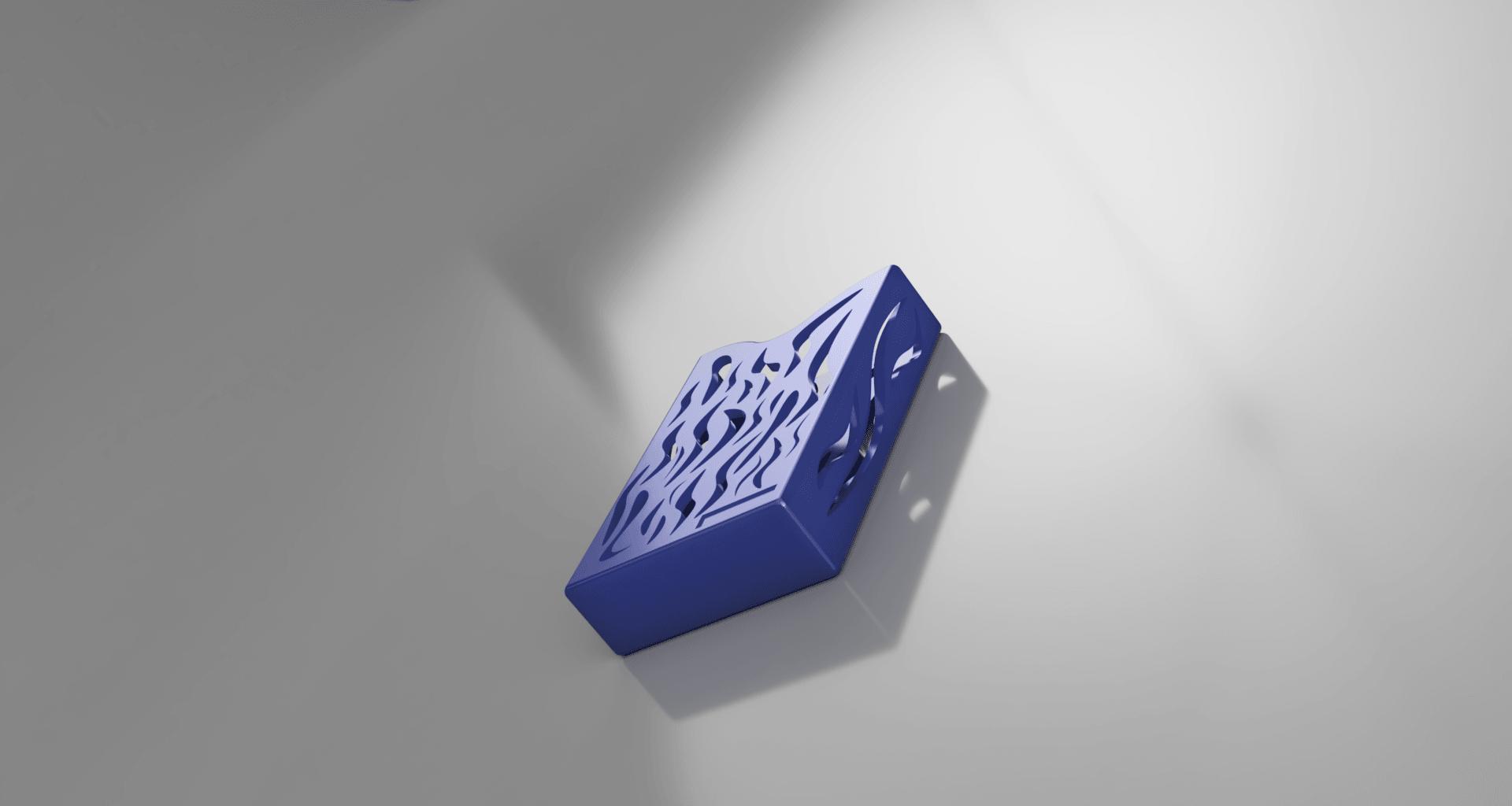 visit_card_2.png Download free STL file business card holder for desk • 3D printing model, blandiant