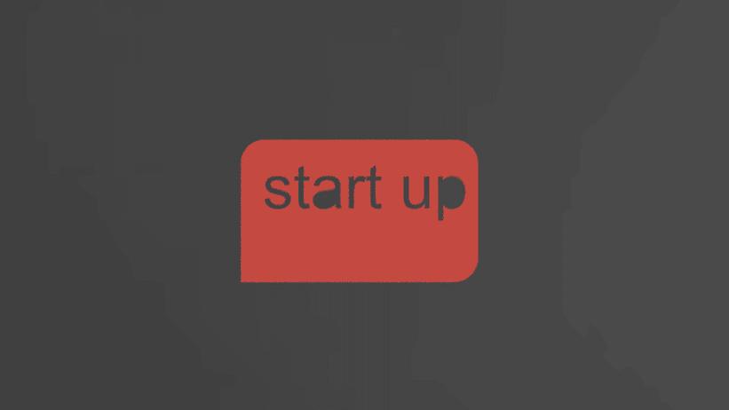 panneau 1.png Download free STL file statue/rocket trophy for startup • 3D print design, blandiant