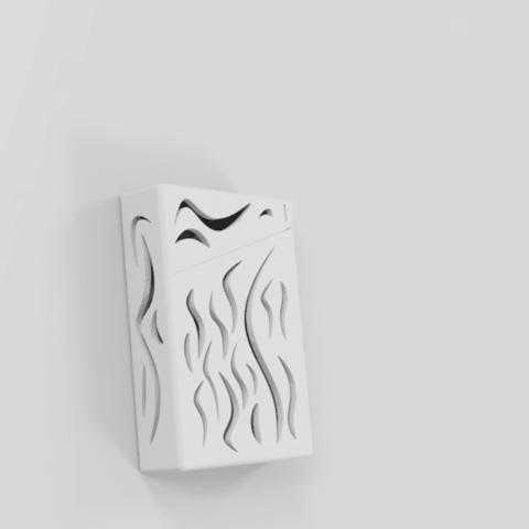 Fichier Imprimante 3D Gratuit Support De Carte Visite Portable Business Card Holder