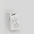 Free 3D file portable business card holder, blandiant